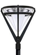 Lampy parkowe LED